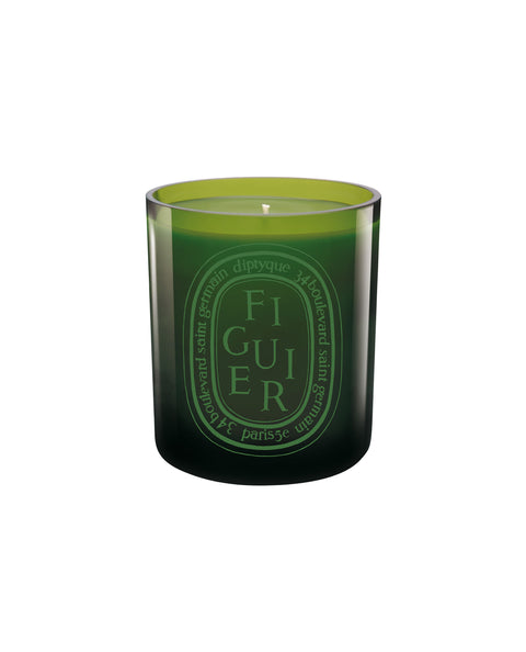 Green Figuier Candle 300g