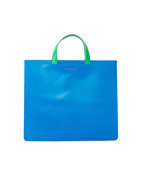 SUPER FLUO BAG-BLUE ORANGE