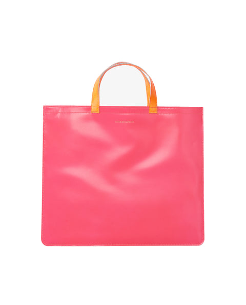 SUPER FLUO BAG-PINK YELLOW
