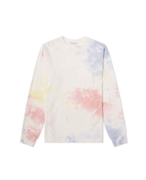 LS UNIVERSITY TEE - INK BLOOM