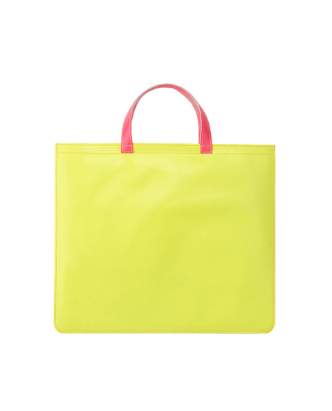 SUPER FLUO BAG-ORANGE YELLOW