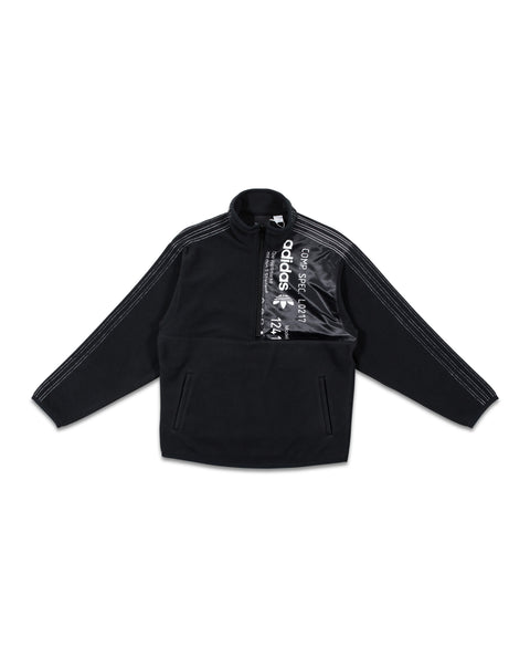 Adidas Originals by AW Fleece Half Zip Top