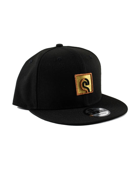 Stashed Black Gold Snapback