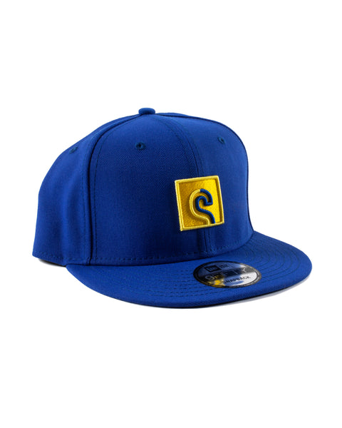 Stashed Royal Gold Snapback