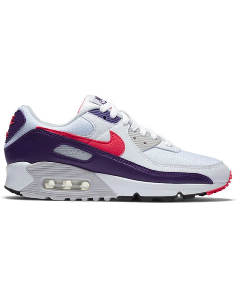 WOMEN'S NIKE AIR MAX III WHT/RED/GRY QS