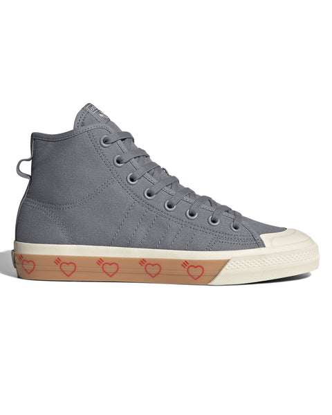 NIZZA HI HUMAN MADE GREY