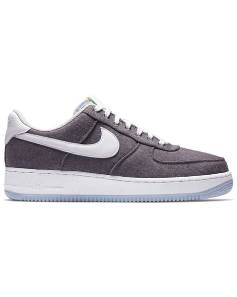 AIR FORCE 1'07 IRON GREY/WHITE
