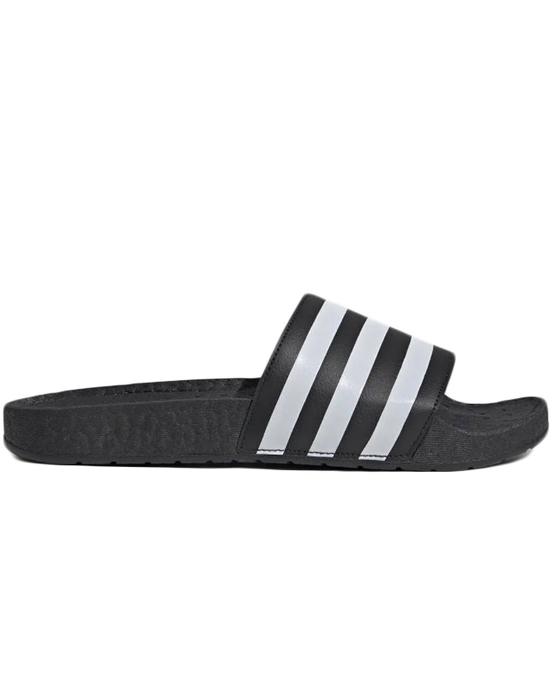 Adilette Boost Black/White