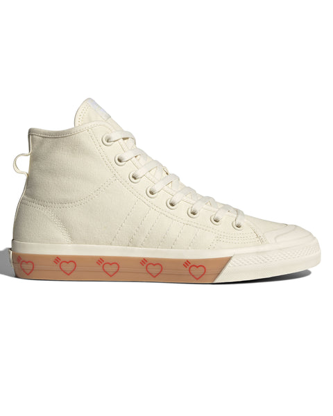 NIZZA HI HUMAN MADE OFF WHITE
