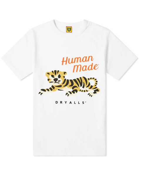 HUMAN MADE TIGER TEE T-SHIRT #1910