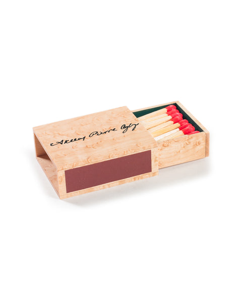 Birdseye Maple Matchbox - Small