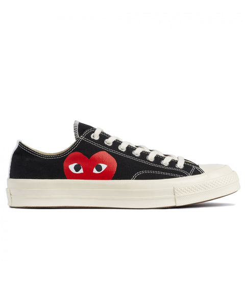 CONVERSE PLAY CHUCK 70 LOW - BLACK