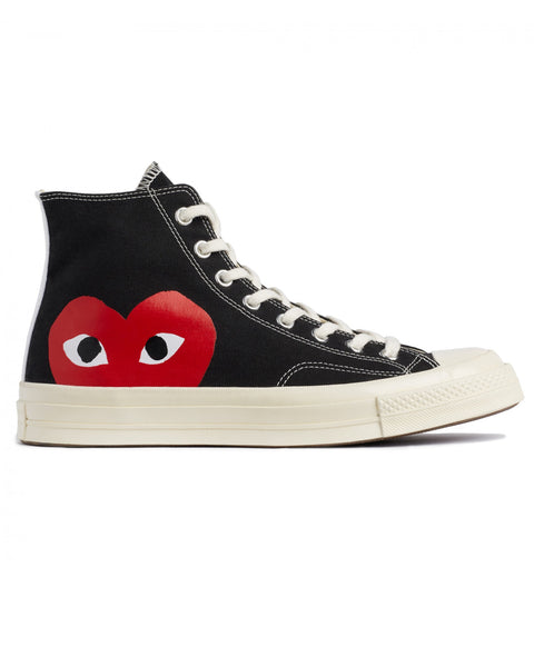 CONVERSE PLAY CHUCK 70 HIGH - BLACK