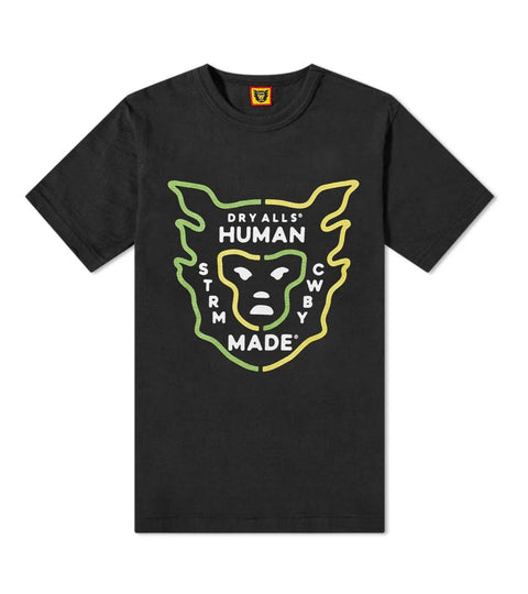 HUMAN MADE STRMCWBY FACE T-SHIRT #1904