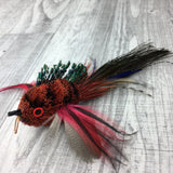 Pull out Fly wand - Fish