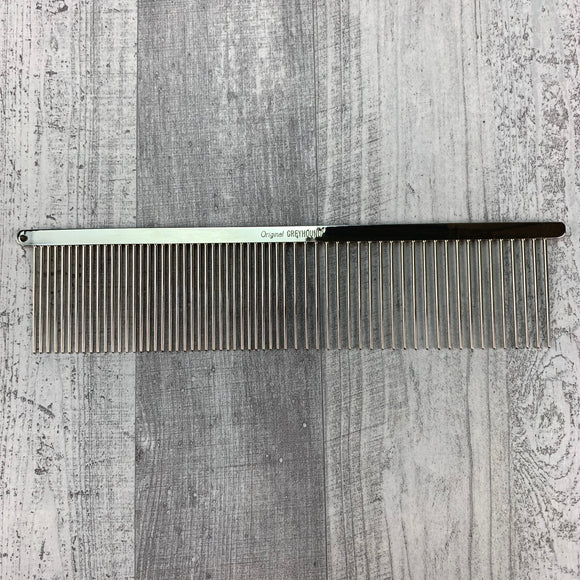Original Greyhound Comb  - longhair