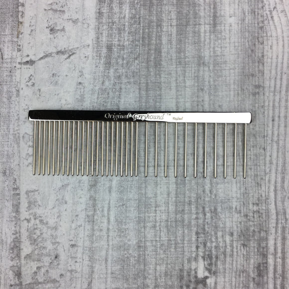 Original Greyhound Comb