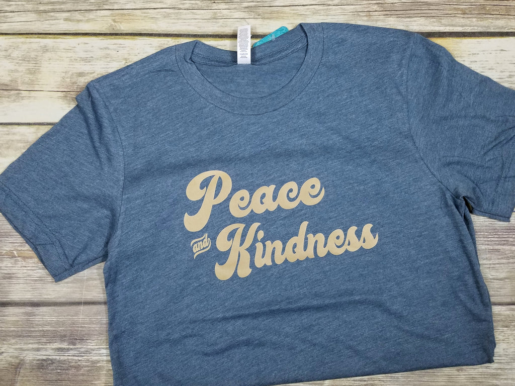 Peace and Kindness - Blingz Jeanz and Thingz