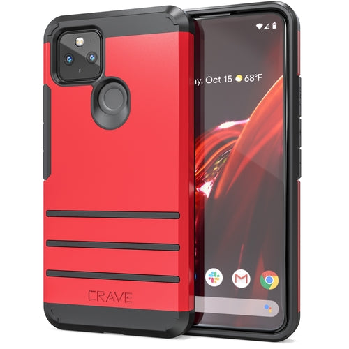 Google Pixel Cases, Crave Strong Guard Series