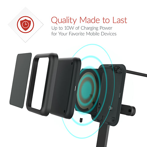 universal wireless charger 10w