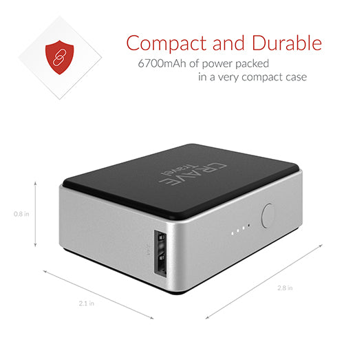 Crave Travel Portable Charger