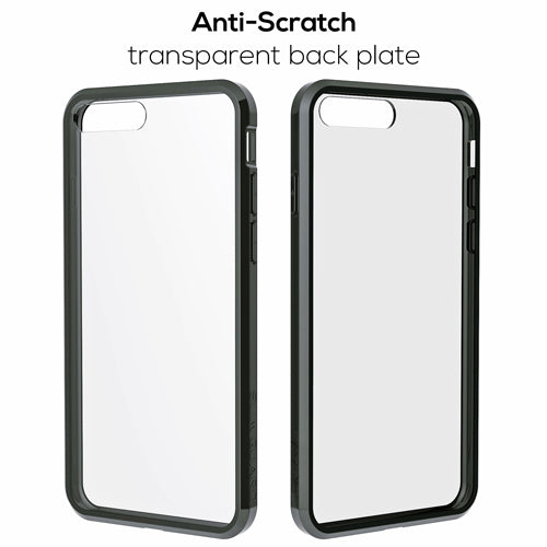 Black Apple iPhone 7 8 Plus Case Crave Slim Guard Clear Cover var-5295169437737