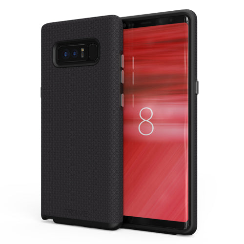 black samsung galaxy note 8  case cover by crave eight var-8116733280369