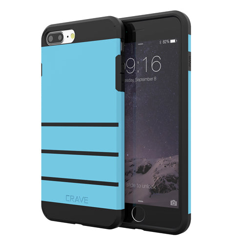 Blue Apple iPhone 6 6s Plus Case Cover Crave Strong Guard var-4931112009769