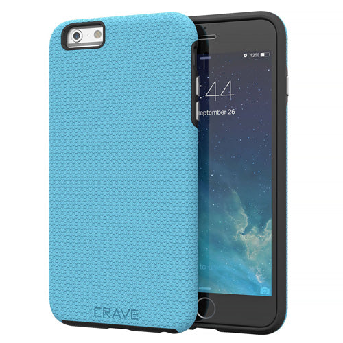 Light Blue iPhone 6 Plus Case Apple 6s Plus Cover Six Crave var-8111183265905