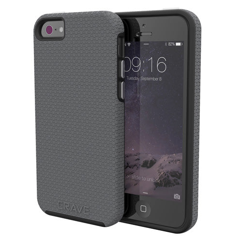 Grey Gray iPhone SE Case Apple 5s 5 Cover Five Crave var-8111183724657