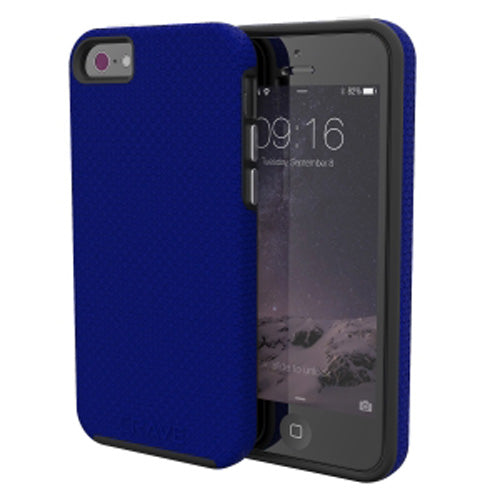 Navy Blue iPhone SE Case Apple 5s 5 Cover Five Crave var-8111183659121