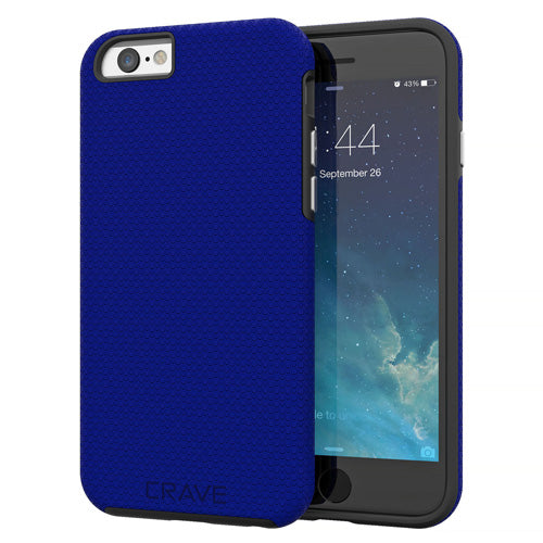 Navy Blue iPhone 6 Case Apple 6s Cover Six Crave var-8111183396977