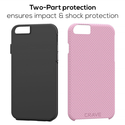 Pink iPhone 6 Case Apple 6s Cover Six Crave var-8111183560817