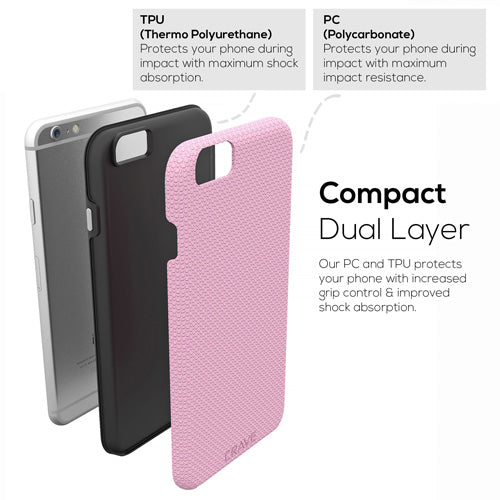 Pink iPhone 6 Plus Case Apple 6s Plus Cover Six Crave var-8111183298673