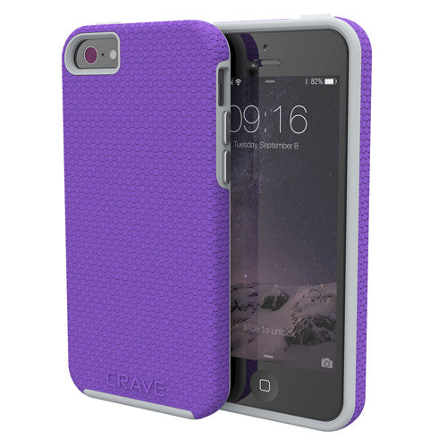 Purple iPhone SE Case Apple 5s 5 Cover Five Crave var-8111183626353