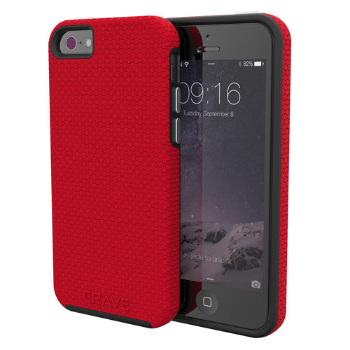 Red iPhone SE Case Apple 5s 5 Cover Five Crave var-8111183757425