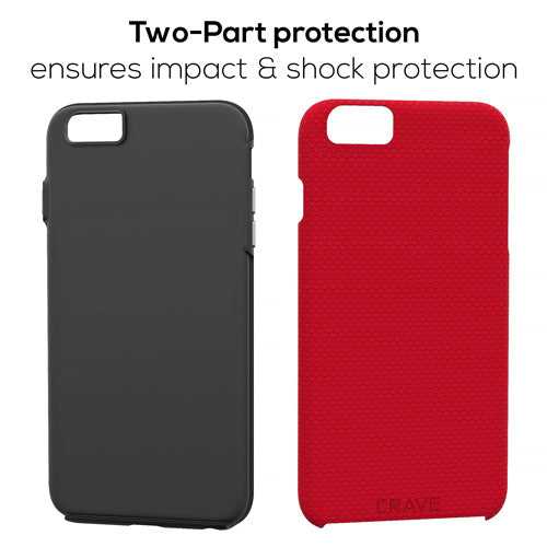 Red iPhone 6 Plus Case Apple 6s Plus Cover Six Crave var-8111183233137