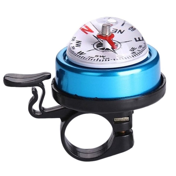 Mountain Bike Bicycle Bell Horn Ring Metal Plastic Cycling Alarm With Guide Free Shipping