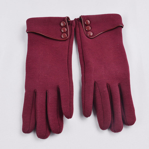 Unisex Touch Screen Winter Gloves Autumn Warm Gloves