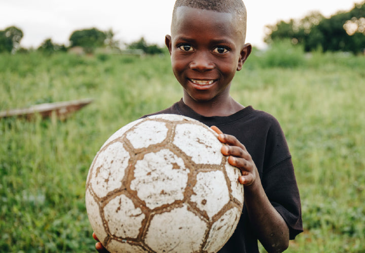 Kids Helping Kids: Send Soccer Balls and Toys!