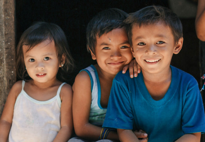 Kids Helping Kids: Help Kids and Families in Southeast Asia