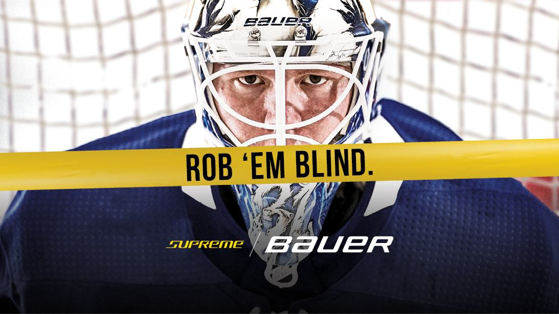 Bauer Supreme 2s Line Goalie Equipment