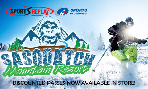 sasquatch passes now available in store