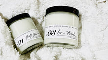 Set of 2 Soy Wax Jar Candle 9 oz