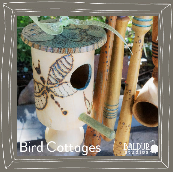 Bird Cottages