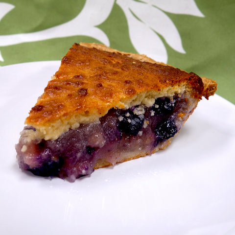 Blue Pineapple Pie
