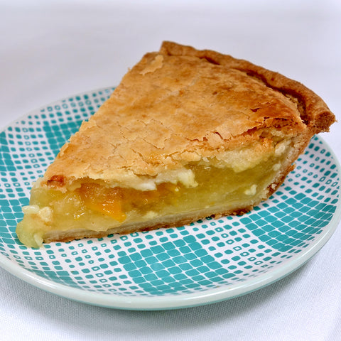 Pear Peach Pie