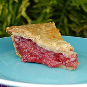 Strawberry Guava Pie