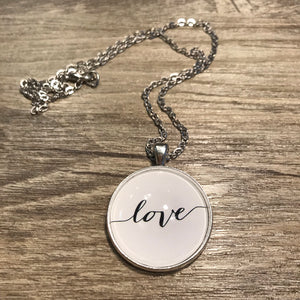 Love Necklace - Large