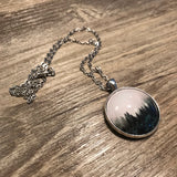 Misty Forest Necklace - Large